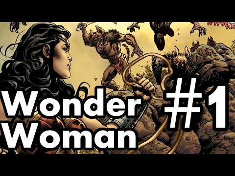 Wonder Woman #1 Recap/Review – The Lies, Chapter One