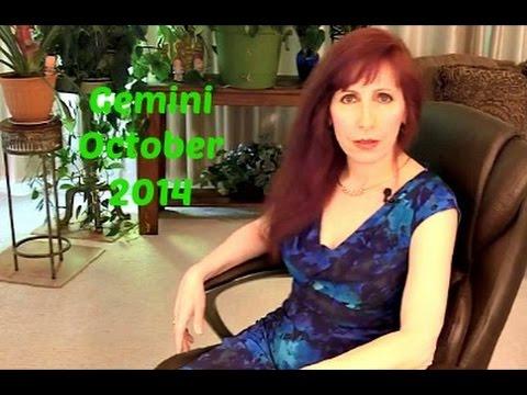 Gemini October 2014 Astrology video
