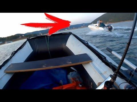 купить лодку зорька