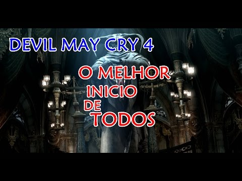 Devil May Cry 4 (inicio do detonado)
