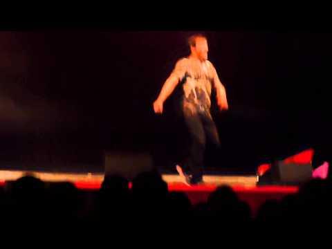 Koncert Jurija Shatunova w Rzymie Юрий Шатунов в Риме 16 02 2014 cz. 3 z 6