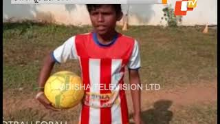 3 Slum Kids From Odisha Selected For Boca Juniors Football School