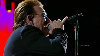 U2 quotYou39re The Best Thing About Mequot 4K Live  Kansas City  September 12th 2017