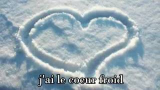Watch Celine Dion Comme Un Coeur Froid video