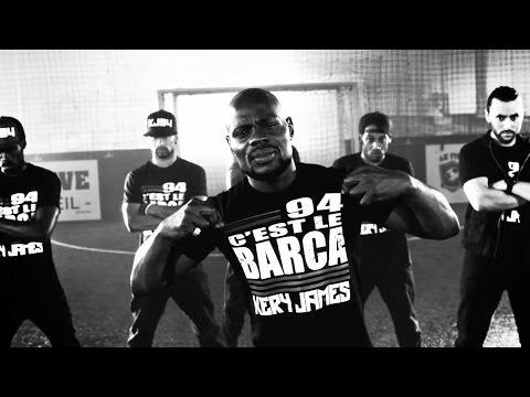 Kery James - 94 C'est Le Barça Remix feat. LECK, 2eme France & Dry (clip)