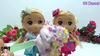 ChiChi ToysReview TV - Trò Chơi popin cookin làm kem mát lạnh trong ngày hè