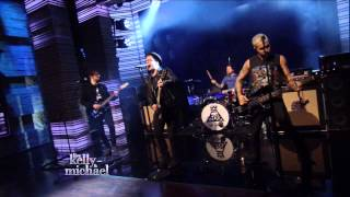 Fall Out Boy - Centuries - Live! With Kelly and Michael 2015 01 23
