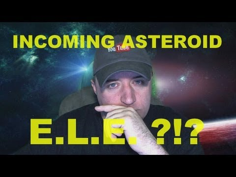 Incoming Asteroid Extinction Event ?!?