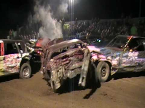 Metal Destruction 2010 HHP Cuba NY Economy Feature Part 5