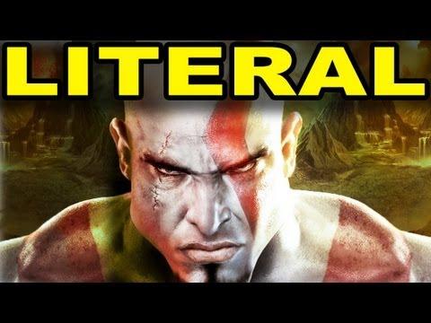 LITERAL God of War: Ascension Trailer