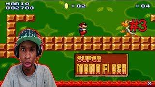 Super Mario Flash - Playing People Custom Levels #3