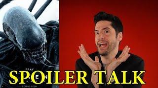 Alien: Covenant - SPOILER Talk