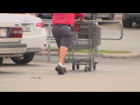 Robber slashes woman's throat at South Congress HEB