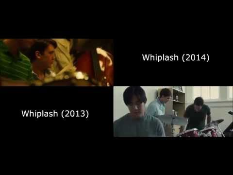 Whiplash Movie And Short Comparison (Movie Audio Only)