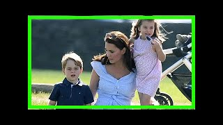 Breaking News | Kate Middleton's clever trick to get Prince George and Princess Charlotte to behave