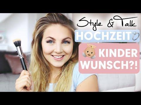 STYLE & TALK - HEIRATEN + KINDERWUNSCH?!