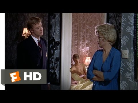 Alfie (9/9) Movie CLIP - He's Younger Than You (1966) HD