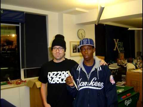 Xfm Rinse Interview - Dizzee Rascal Part 1 of 3