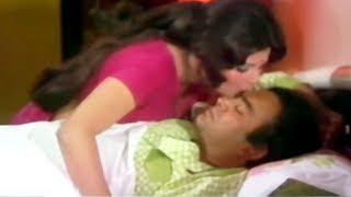 Sanjeev Kumar, Asrani   Uljhan   Hindi Movie Scene 13/21