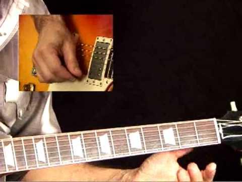 Blues Rock Guitar Lessons - Kings: T-Bone Walker - Andy Aledort - Slow Blues Breakdown 2