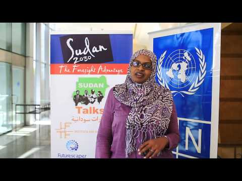 Sudan Talks: Sudan 2030 The Foresight Advantage for Sudan
