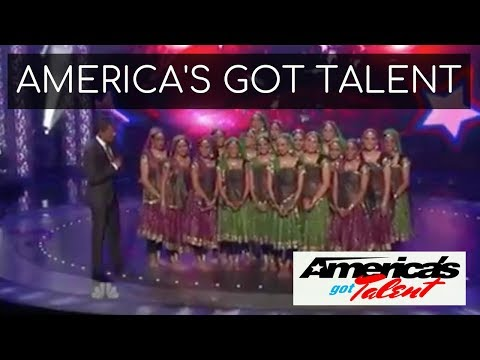 Kruti Dance Academy on America's Got Talent Wild Card Show! Music Videos