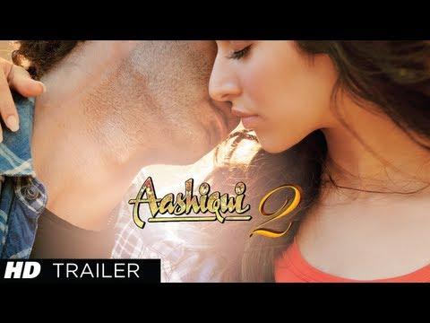 Aashiqui 2 Trailer official  | Aditya Roy Kapur Shraddha Kapoor...