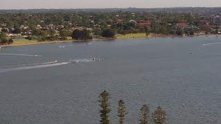 Two die in tragic Australia Day plane crash