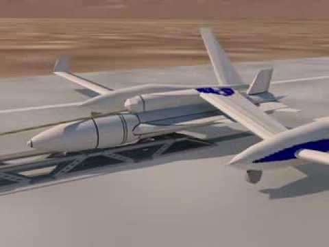 Towed Glider Air-Launch Concept