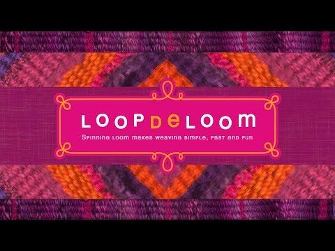 Loopdeloom Weaving Loom Instructions