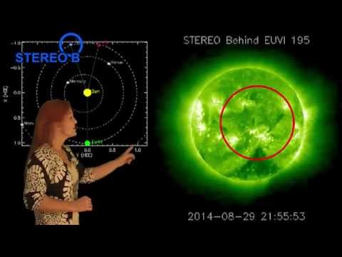 Solar Storm Forecast 09-01-2014