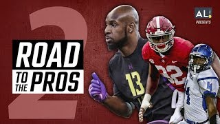 Rashaan Evans: Road to the Pros | Part 2