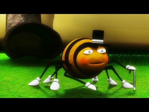 Incy Wincy Spider 3d video