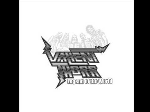 Valient Thorr - Fall Of Pangea