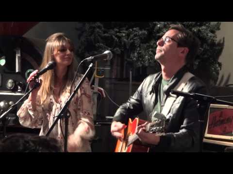NIck Heyward &amp; India Dupre &quot;Indian Summer&quot; at Jones Coffee Jan 5, 2013