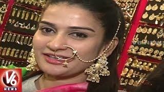 Beauty Tips | Huge Demand For Latest Nose Rings | City Life | V6 News
