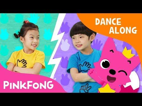 Rock Paper Scissors | Dance Along | Pinkfong Songs for Children