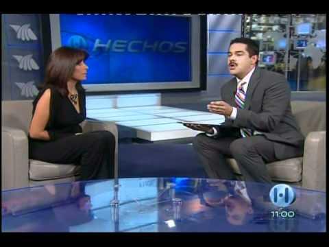 Ibonica en TV AZTECA