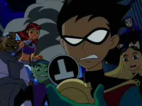 Teen Titans Tropic Thunder Trailer