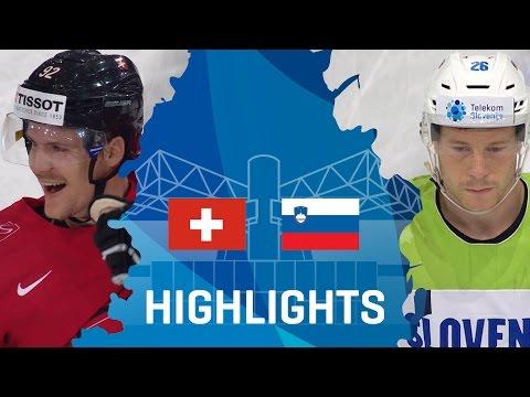 Switzerland - Slovenia | Highlights | #IIHFWorlds 2017
