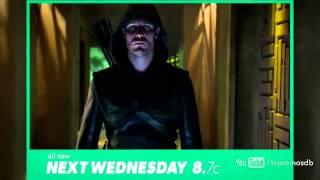 Arrow 2x04 Promo Crucible (HD)