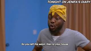 Jenifa's diary Season 15 Episode 13 - showing tonight on AIT (ch 253 on DSTV), 7.30pm
