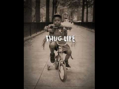 Crime Gangsta Beat (Thug Life) Instrumental