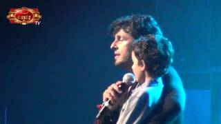 Nevaan Nigam , Sonu NIgam's son sings with his dad