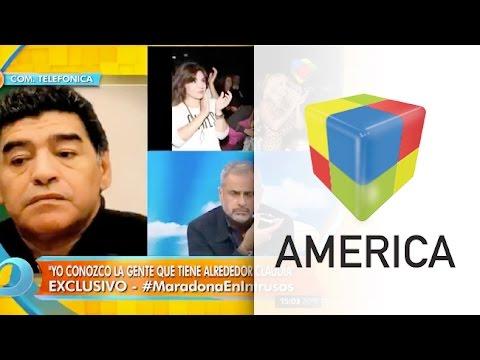 Claudia Villafañe fue sobreseída en la causa por tenencia de objetos de Maradona
