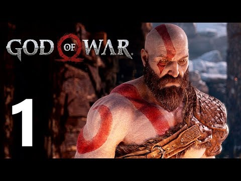 GOD OF WAR FR #1 (PS4 Pro) thumbnail