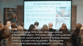 "Dr. Ross Pelton (JAV) seminaras ""Mikrobiota."""
