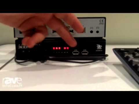 InfoComm 2014: Adder Details its Adderlink XD522 KVM Extender