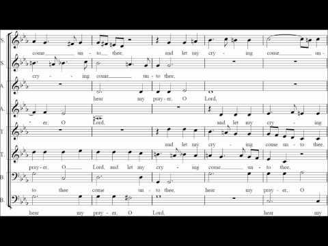 John Dowland - Lord hear my prayer