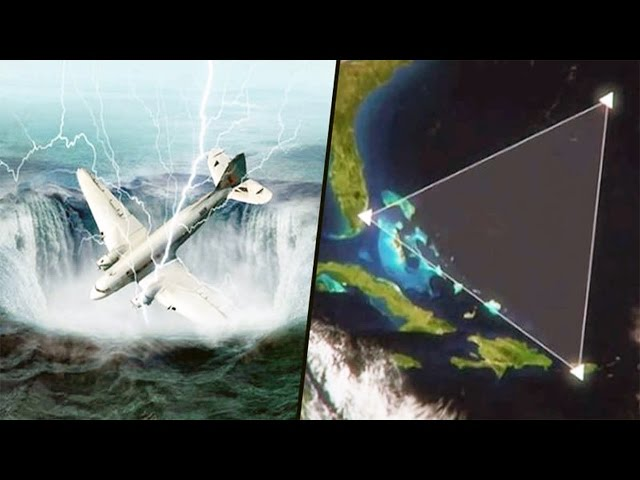 10 Unsolved Mysteries Of The Bermuda Triangle